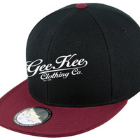 geekee clothing snap back ,one size fits all  hats gifts christmas head gear skate boarding army hat blue hat vintage snapback 90's snapback