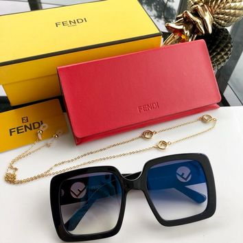 Fendi Women Men Fashion Shades Eyeglasses Glasses Sunglasses created