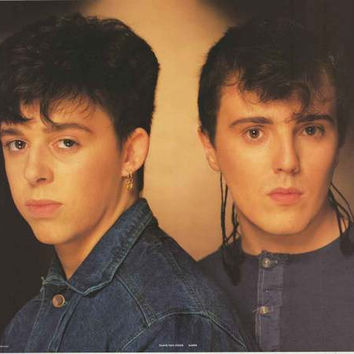 Tears for Fears 1983 Poster 25x35
