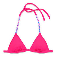 Triangle Halter Top - PINK - Victoria's Secret