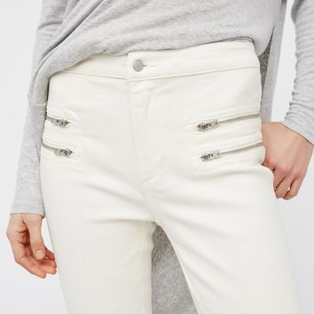 Free People Coated Lennon Skinny