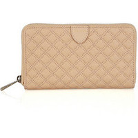 Marc Jacobs Hudson quilted leather wallet NET-A-PORTER.COM