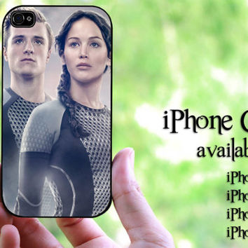The Hunger Games Design hard case for iPhone 4 case, iPhone 4s case, iPhone 5 case, iPhone 5s case, iPhone 5C case
