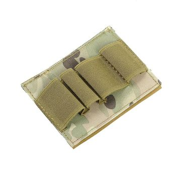 Tactical Hunting 4 Round Shotgun Shell 12 Gauge Ammo Carrier Holder Vel cro Pouch Outdoor New Airsoft Nylon Magazine Pouches