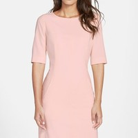 Women's Tahari Seamed A-Line Dress