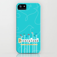Park Entrance | Disney inspired iPhone & iPod Case by Jordan Blaser