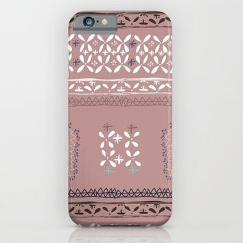 Moroccan Quartz iPhone & iPod Case by Yaansoon | Society6