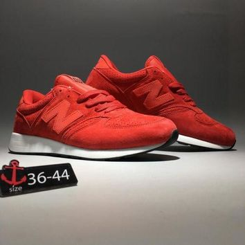 DCCK1IN new balance 420 unisex sport casual n words sneakers couple fashion running shoes
