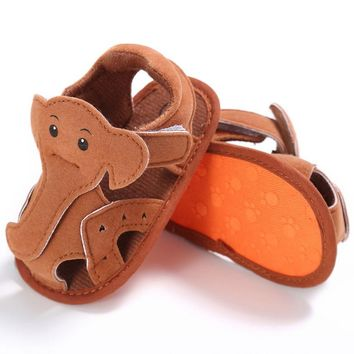 Baby Infant Kids Girl boys Soft Sole Crib Toddler Newborn Sandals Shoes Baby girls boys Sandals Shoes