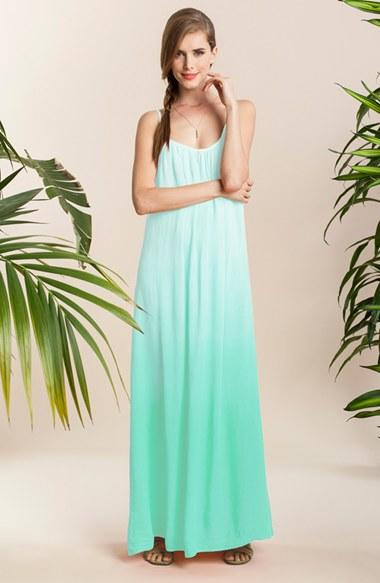 Women S Splendid Ombre Maxi Dress