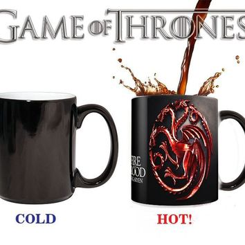 Targaryen Heat Reveal Mug