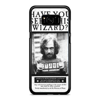 Sirius Black Wanted Poster Samsung Galaxy Note 5 Case