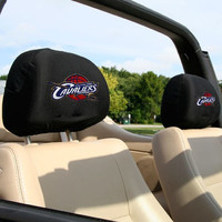 Cleveland Cavaliers 2-Pack Headrest Covers