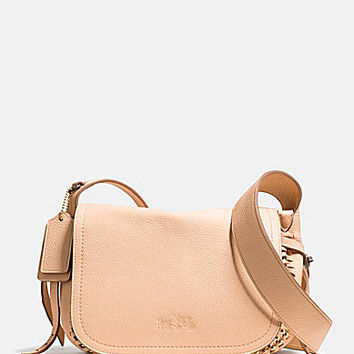 COACH DAKOTAH MINI FLAP CROSSBODY 21 IN WHIPLASH LEATHER | Dillards.com