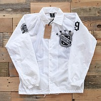 Goons Coaches Jacket White