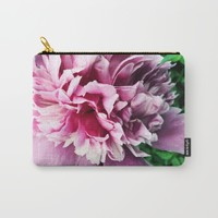 Peony#11 Carry-All Pouch by Yilan