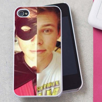 Irwin 5sos superhero iPhone Case And Samsung Galaxy Case