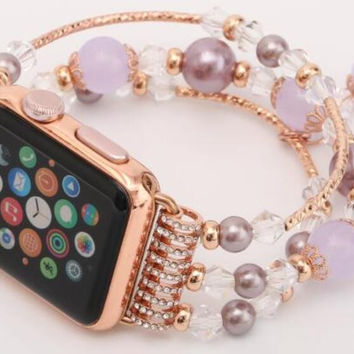 Dalan Luxury Gift 42Mm Strap For Apple Watch Band 38Mm Sports Series 2
