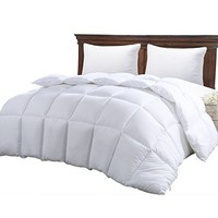 Lavish Home Down Alternative Overfilled Bedding Comforter, Twin