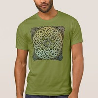 Celtic Knotwork Mandala T-Shirt