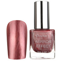 Professional 1PCS 10ML Metallic Mirror Effect UV Gel Nail Polish
