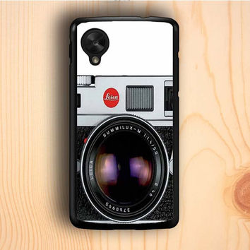 Dream colorful Vintage Camera Nexus 5 Case