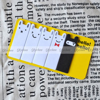 Kawaii Korean Stationery stationary Hello Sticker Memo Pad Sticky Notes