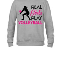 Volleyball - Crewneck Sweatshirt