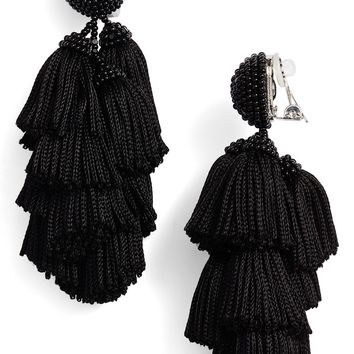 Sachin & Babi Noir Cha Cha Earrings | Nordstrom