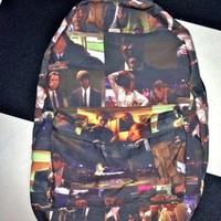 SWEET LORD O'MIGHTY! PULP FICTION BACKPACK