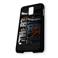 Blue Lebron James NikeMB (13) Samsung Galaxy S5 Case