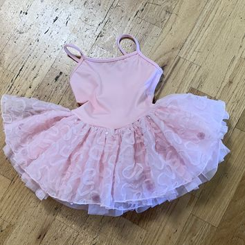 Bloch Toddler/Girl's Cami Leotard w/Tutu