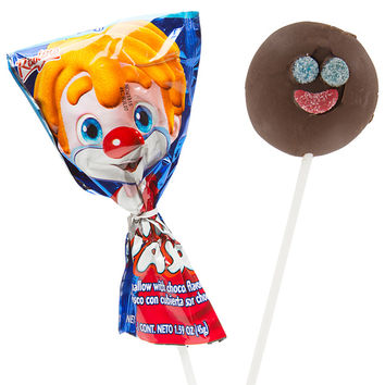 Paleta Payaso Marshmallow Lollipops: 10-Piece Box