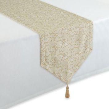 Waterford® Linens Lucida 90-Inch Table Runner