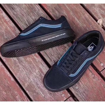 VANS X MADNESS Skateboard shoes light