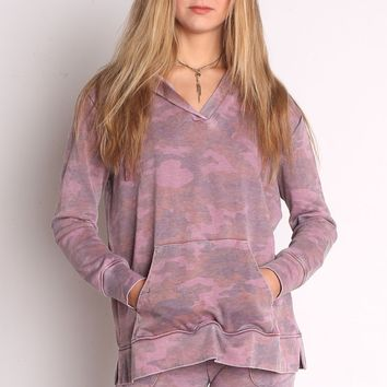 Another Love Tammy Hooded Pullover