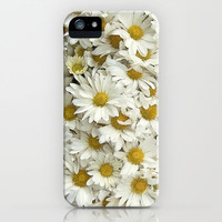 Daisy Mum Profusion iPhone & iPod Case by DebS Digs Photo