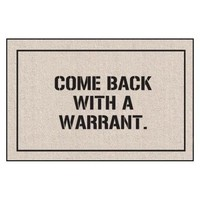 Come Back Indoor/Outdoor Doormat - Walmart.com