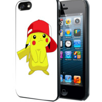 Pokemon Pikachu B Samsung Galaxy S3 S4 S5 Note 3 , iPhone 4 5 5c 6 Plus , iPod 4 5 case