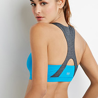 Medium Impact - Colorblock Sports Bra