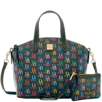 DB75 Multi Satchel Medium Wristlet
