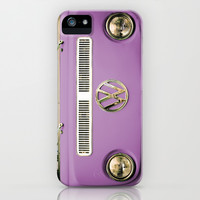 Summer of Love - Radiant Orchid iPhone & iPod Case by Olivia Joy StClaire