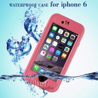 Waterproof Shockproof Dirt Snow Proof Heavy Duty Case Cover For iPhone 6 Plus PC