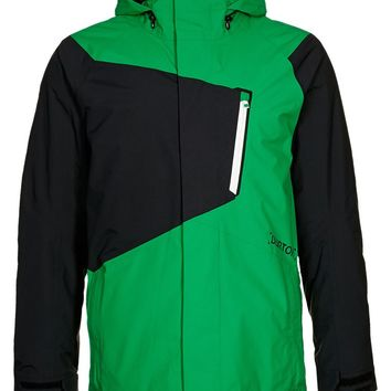 Burton HOSTILE - Snowboard jacket - green - Zalando.co.uk