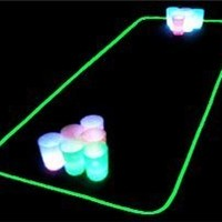 Light Up Beer Pong Kit