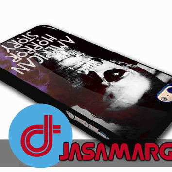 American Horror Story - Rubber Case, Plastic Case for iPhone 4/4s, 5/5s, 5c and Samsung S3, S4
