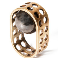 Perforated Sphere Ring - Kelly Wearstler
