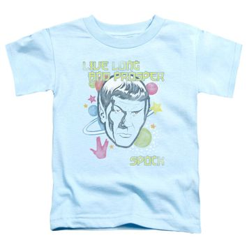 Star Trek - Japansese Spock Short Sleeve Toddler Tee Shirt Officially Licensed T-Shirt