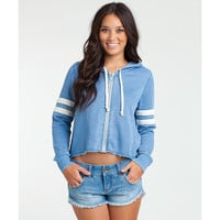 Billabong Women's Let It Slide Zip Up Hoodie