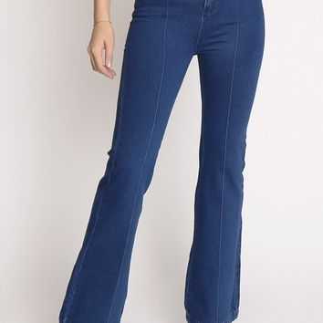 Belle High Waisted Denim